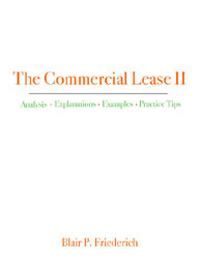 The Commercial Lease II